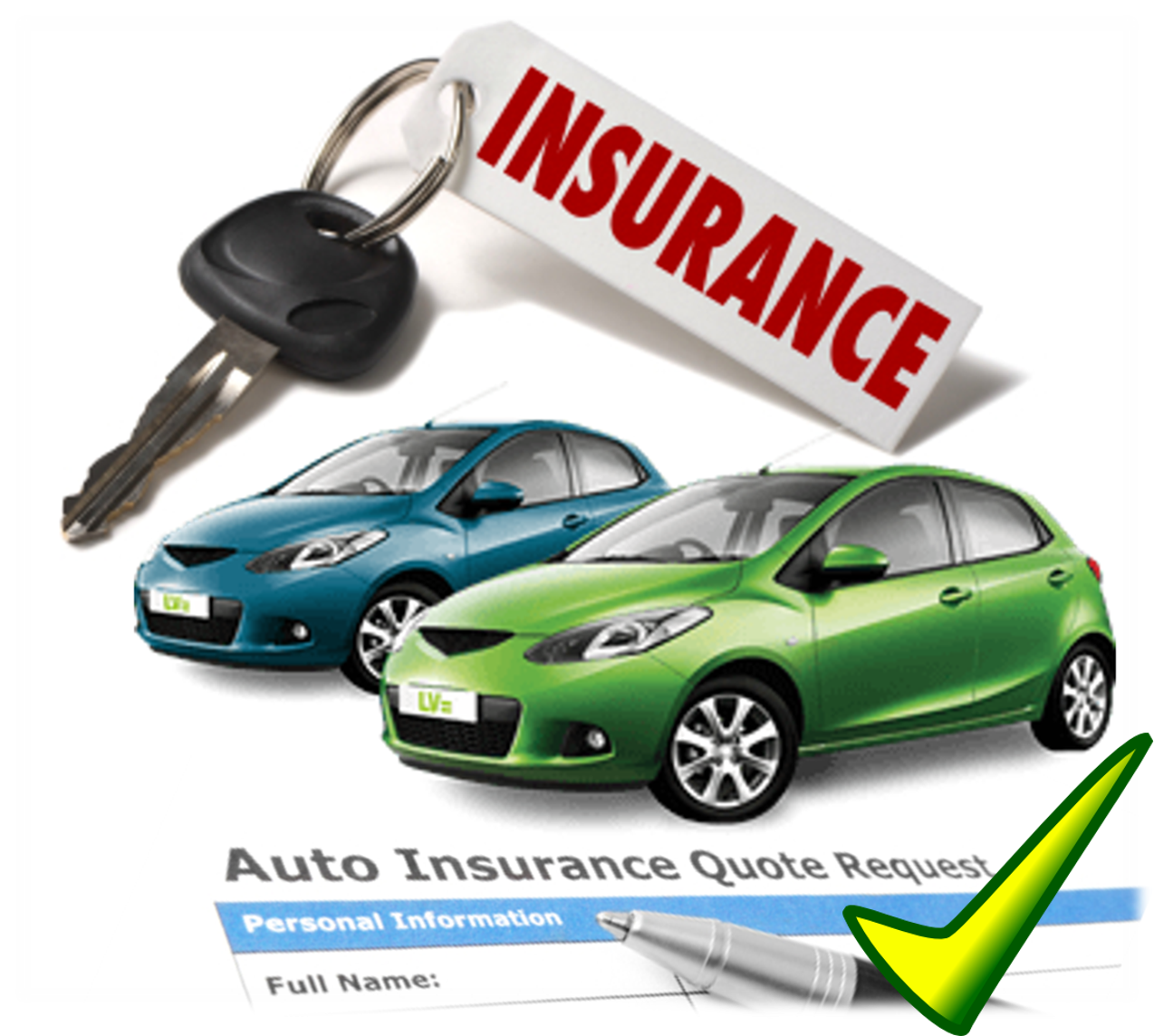 Auto Insurance PNG - 7334