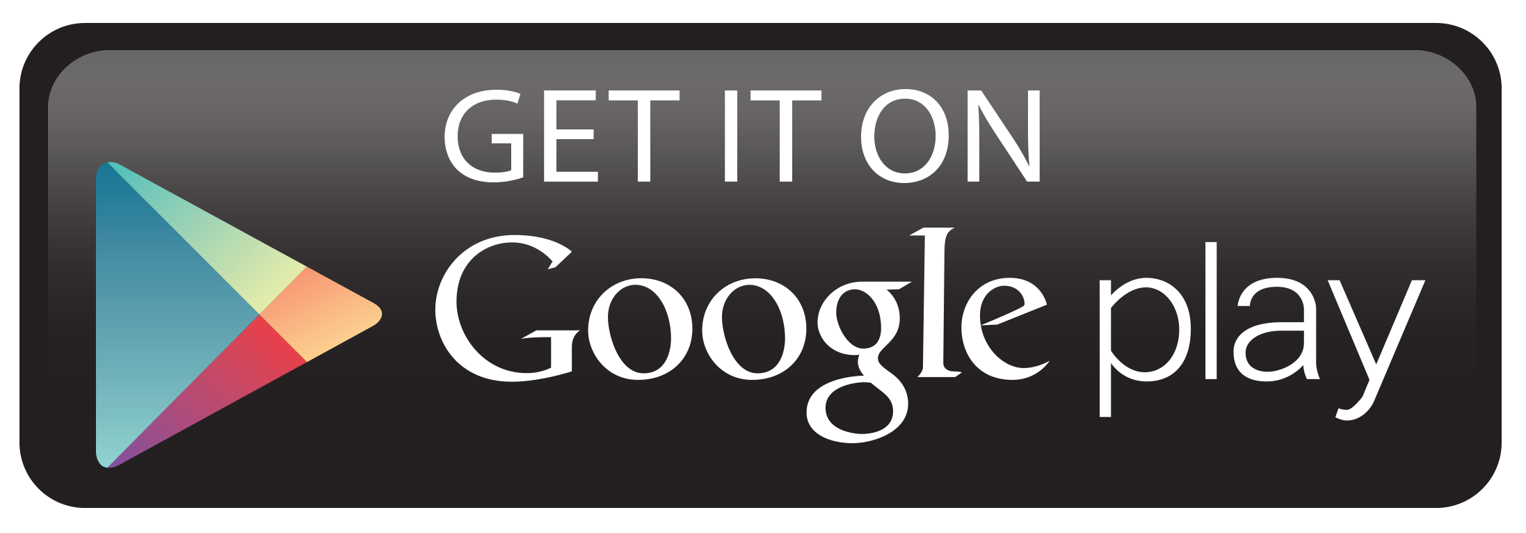 Get It On Google Play Badge PNG - 110346
