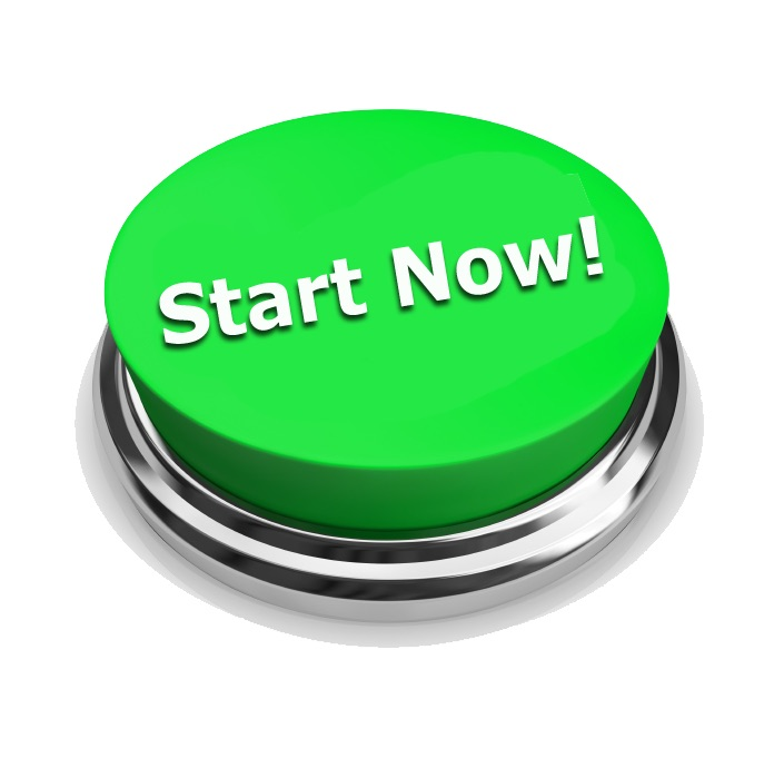 Get Started ImmobilienScout24 - Get Started Now Button PNG