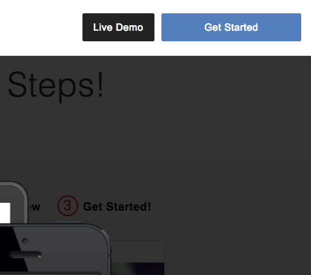 Get Started Now Button PNG - 27537