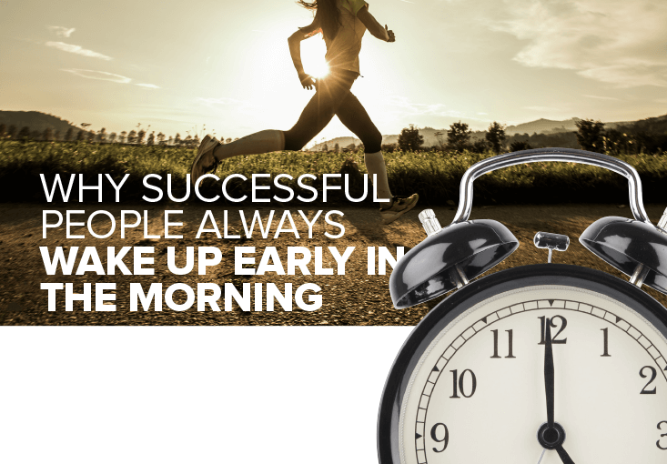 Why Successful People Always Wake Up Early In The Morning - Get Up Early In The Morning PNG
