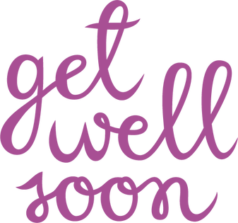 Get Well Soon PNG HD - 127923