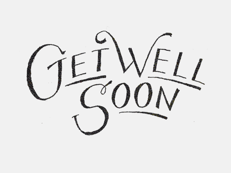 Get Well Soon PNG HD - 127914