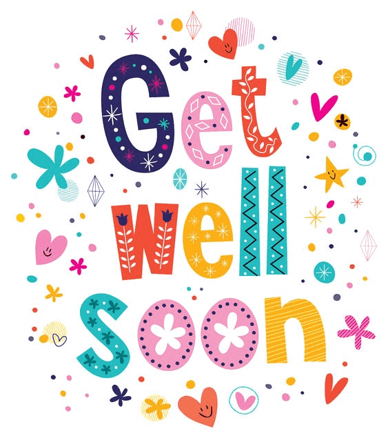 Get Well Soon - Get Well Soon PNG HD