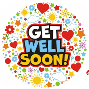 Get Well Soon PNG HD - 127927