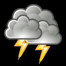 Gewitterwolken PNG - 67374