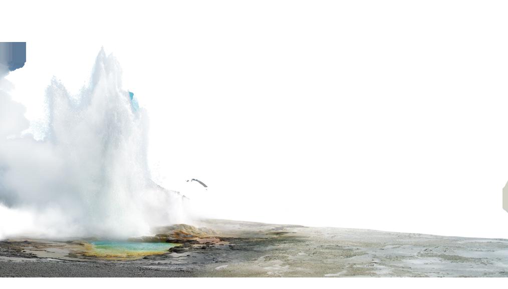 Geysir PNG