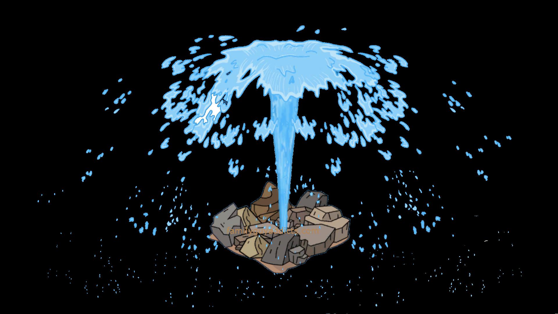 Filename: ol-geyser.png - Geysir PNG