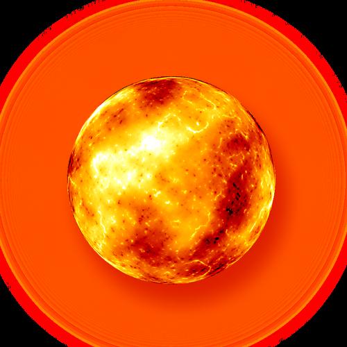 Gezegenlerin Majikal Kullanım Alanları - Gezegenler PNG
