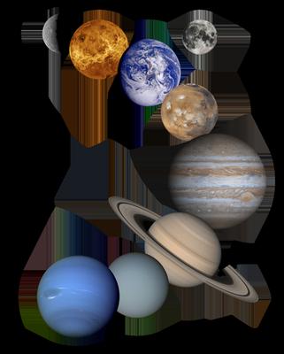 Hızlı geçiş yapan gezegenlerin enerjileriyle sörf yapma konusuna daha sonra  başka bir yazımda değineceğim. Bugün yaşamın asıl derslerine bizi  geliştiren ve PlusPng.com  - Gezegenler PNG