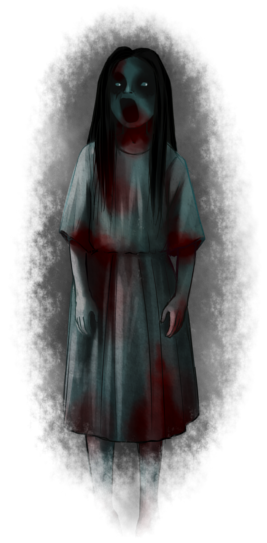 Ghost PNG - 2746