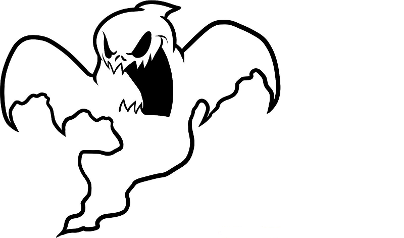 Ghost PNG - 2751