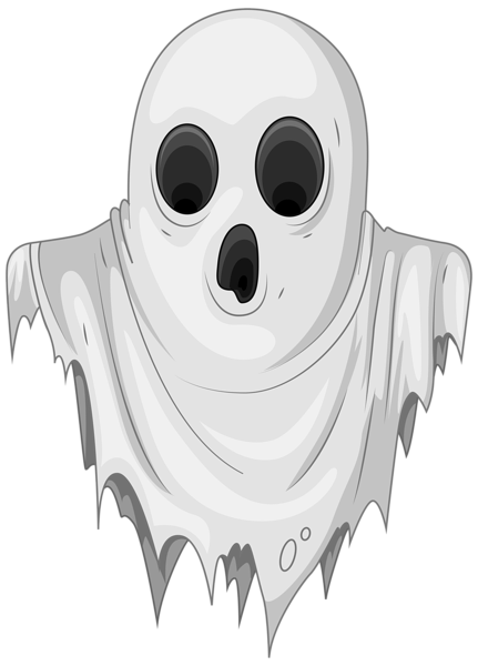 Ghost Behind The Glass PNG by