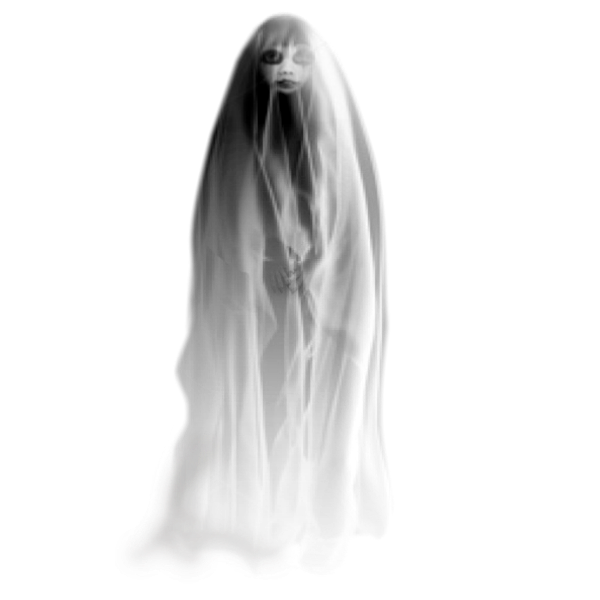 Ghost PNG - 2744