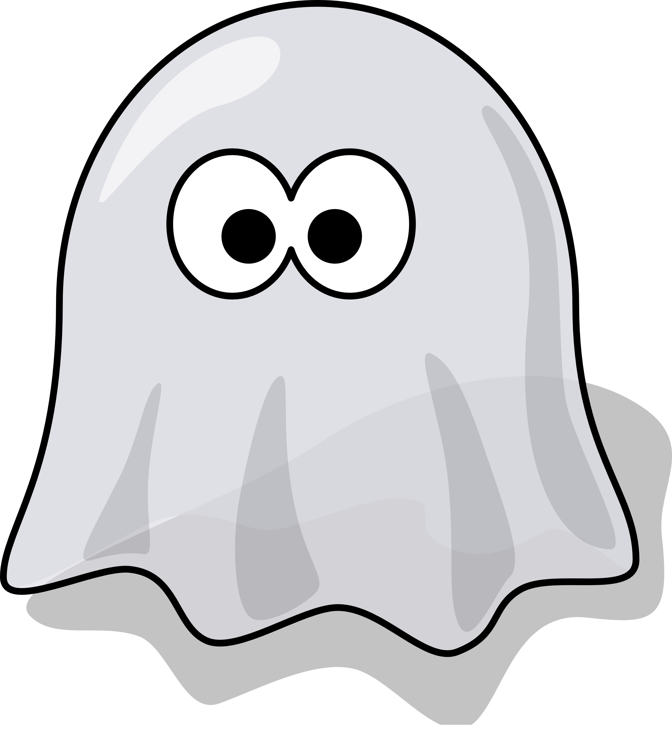 Ghost PNG - 2738
