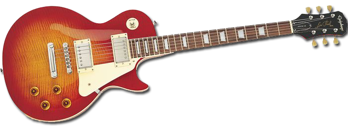 Epiphone Les Paul image. - Gibson PNG