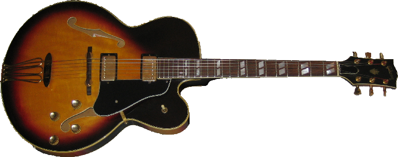 File:Gibson ES-350T.png - Gibson PNG