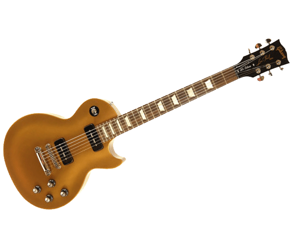 Gibson Les Paul tribute P90 Electric Guitar transparent png image - Gibson PNG