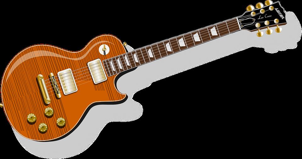 Gitar, Elektrik, Gibson, Les Paul, Müzik, Alet, Balta - Gibson PNG