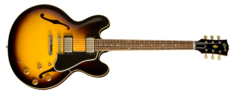 Image - GibsonCustom 1959 ES-335 Reissue.png | Gibson Guitar Wiki | FANDOM  powered by Wikia - Gibson PNG