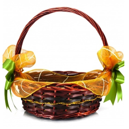 Gift Basket PNG HD