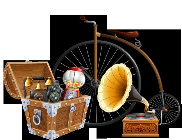 Gift Basket PNG HD - 125754