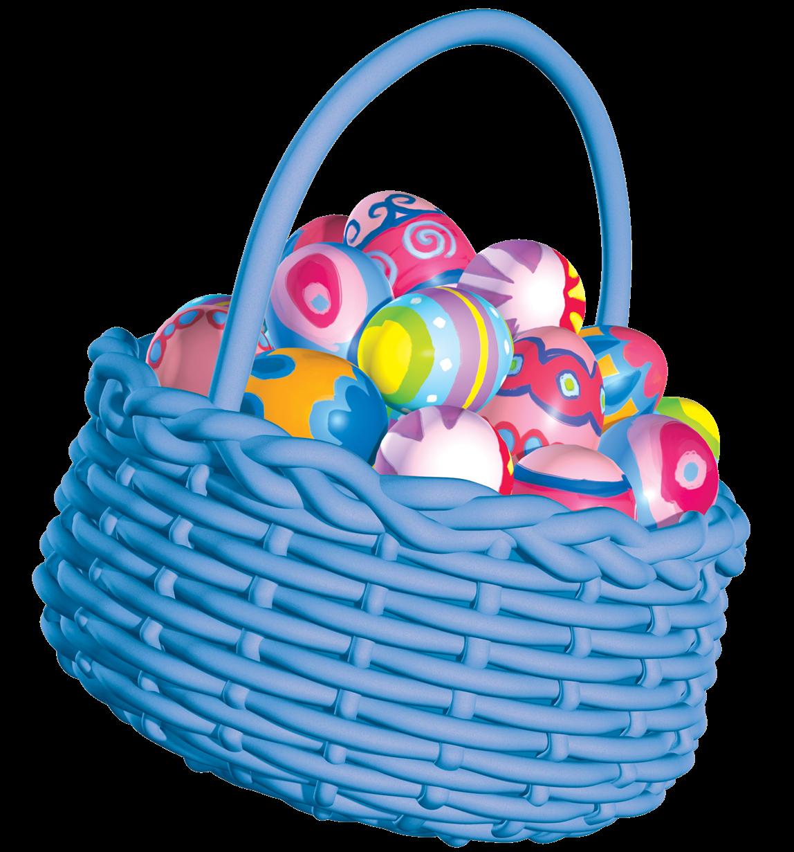 Easter Basket PNG Photos - Gift Basket PNG HD