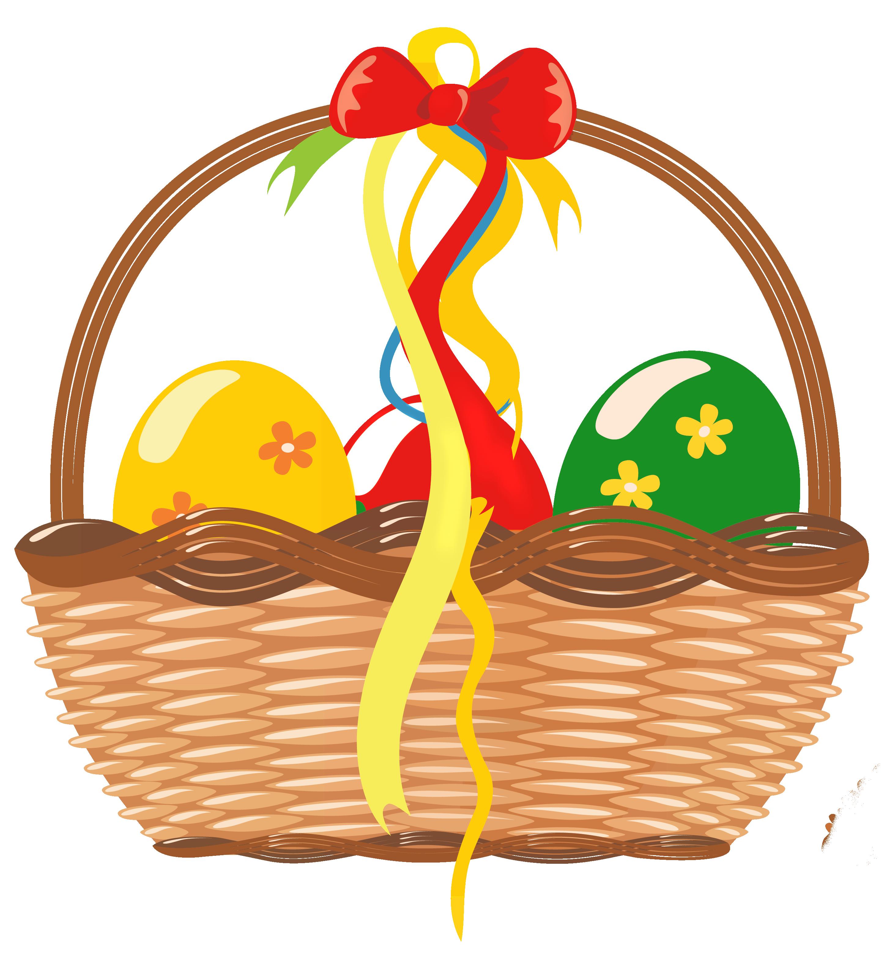 Gift clipart flower basket #2 - Gift Basket PNG HD