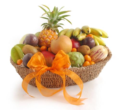 Gift Basket PNG HD - 125748