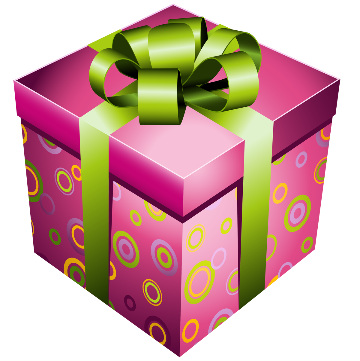 Gift HD PNG - 91363