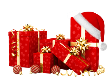 Christmas Transparent PNG - Gift HD PNG