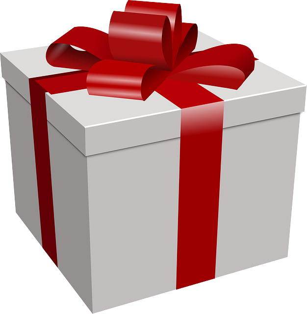 Gift HD PNG - 91360