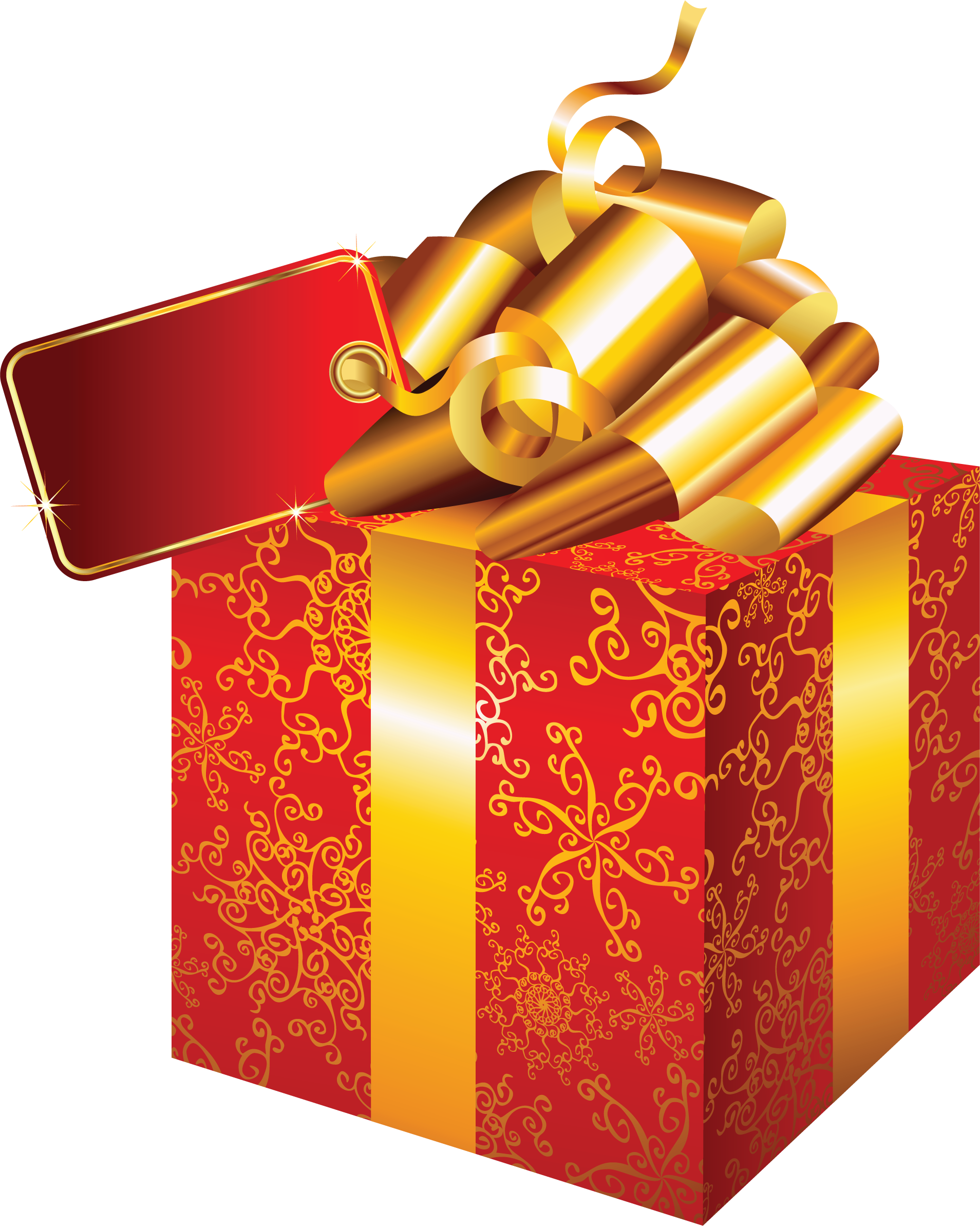 Gift HD PNG - 91353