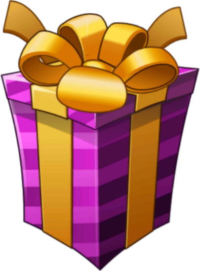 HD Mystery Gift Box.png - Gift HD PNG
