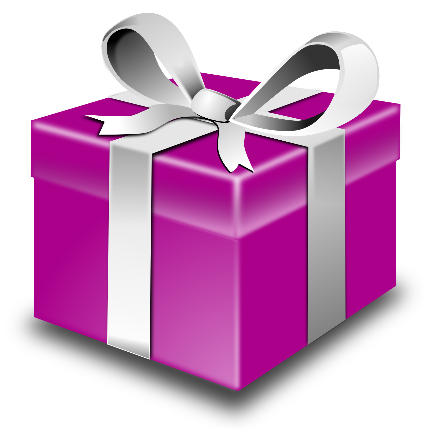 Birthday Gift Vector PNG Transparent Image - Gift PNG