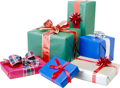 Gift PNG - 11536