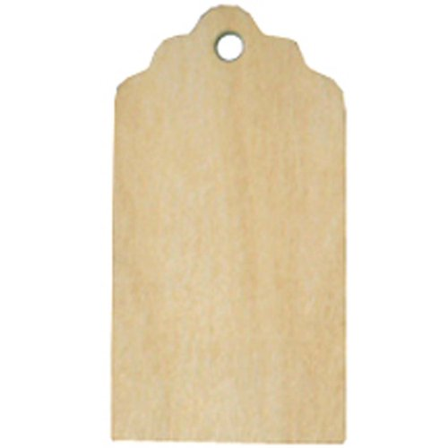 Amazon pluspng.com: Dress My Cupcake 25-Pack Wood Gift and Favor Tags, Rustic Tag,  3-Inch - Gift Tag PNG