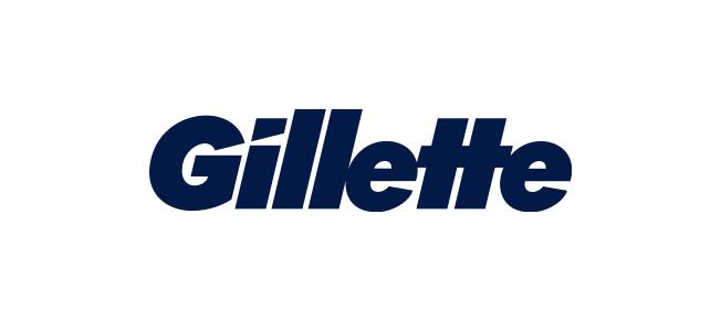 Gillette logo - Gillette HD PNG