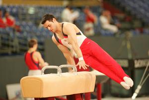 Iván San Miguel en el Campeonato de Europa, Ámsterdam 2007.png. Gimnastyka  sportowa PlusPng.com  - Gimnastyka Sportowa PNG