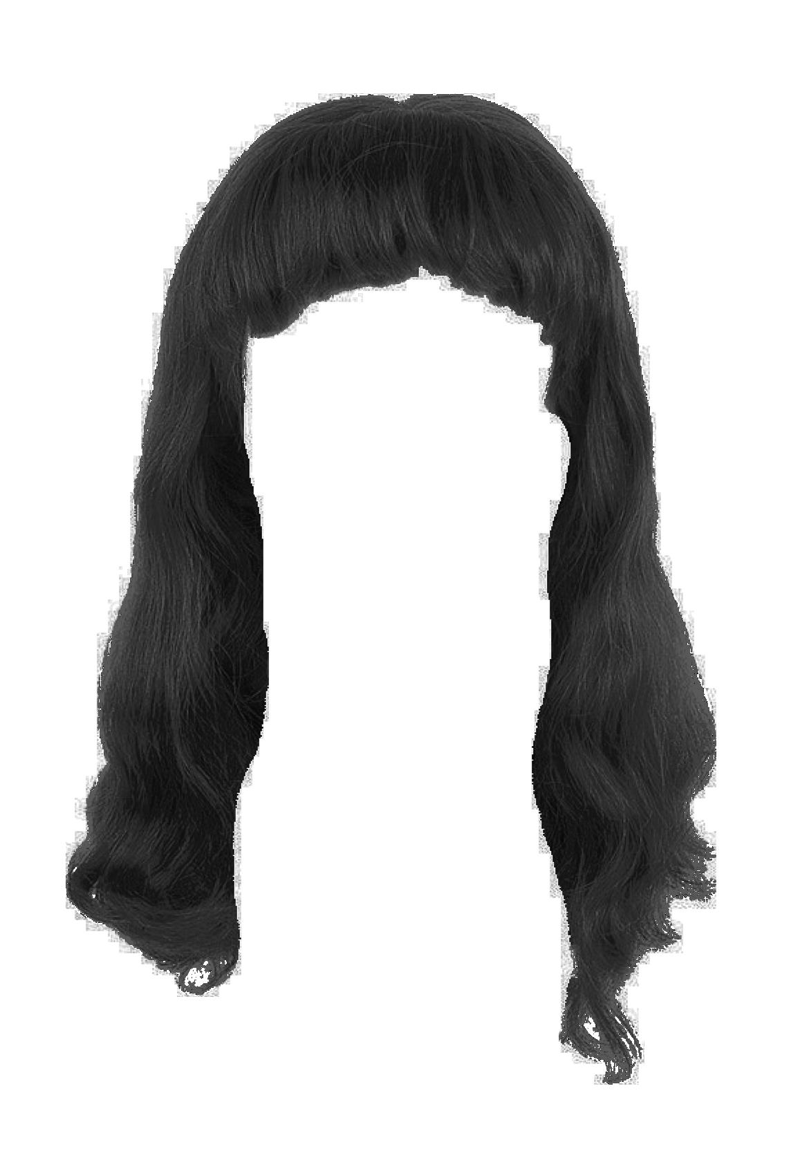 Girl Hair PNG Transparent Image - Hair PNG