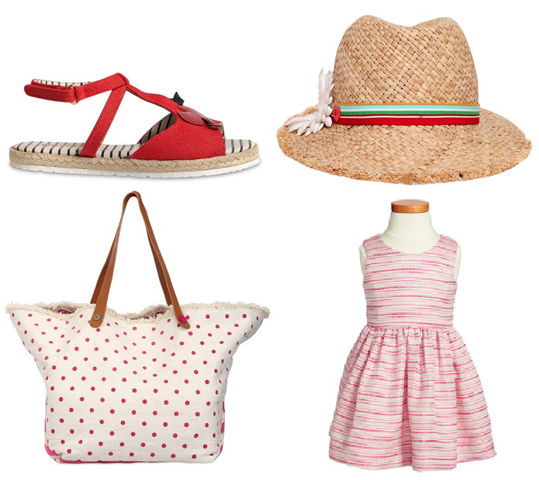 Girl In Summer Clothes PNG - 164560