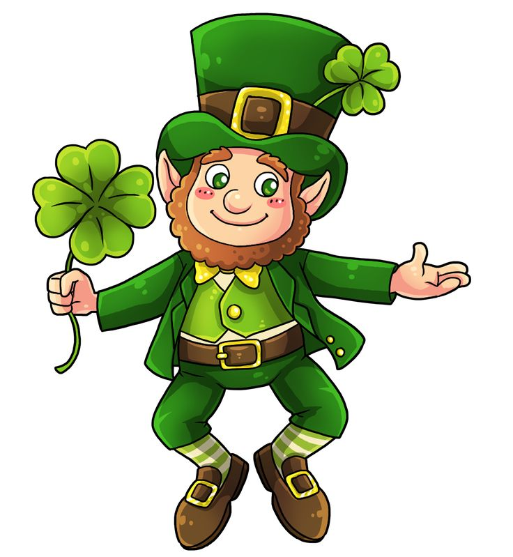 Leprechaun-free-to-use-clipart.png (904×982) - Girl Leprechaun PNG