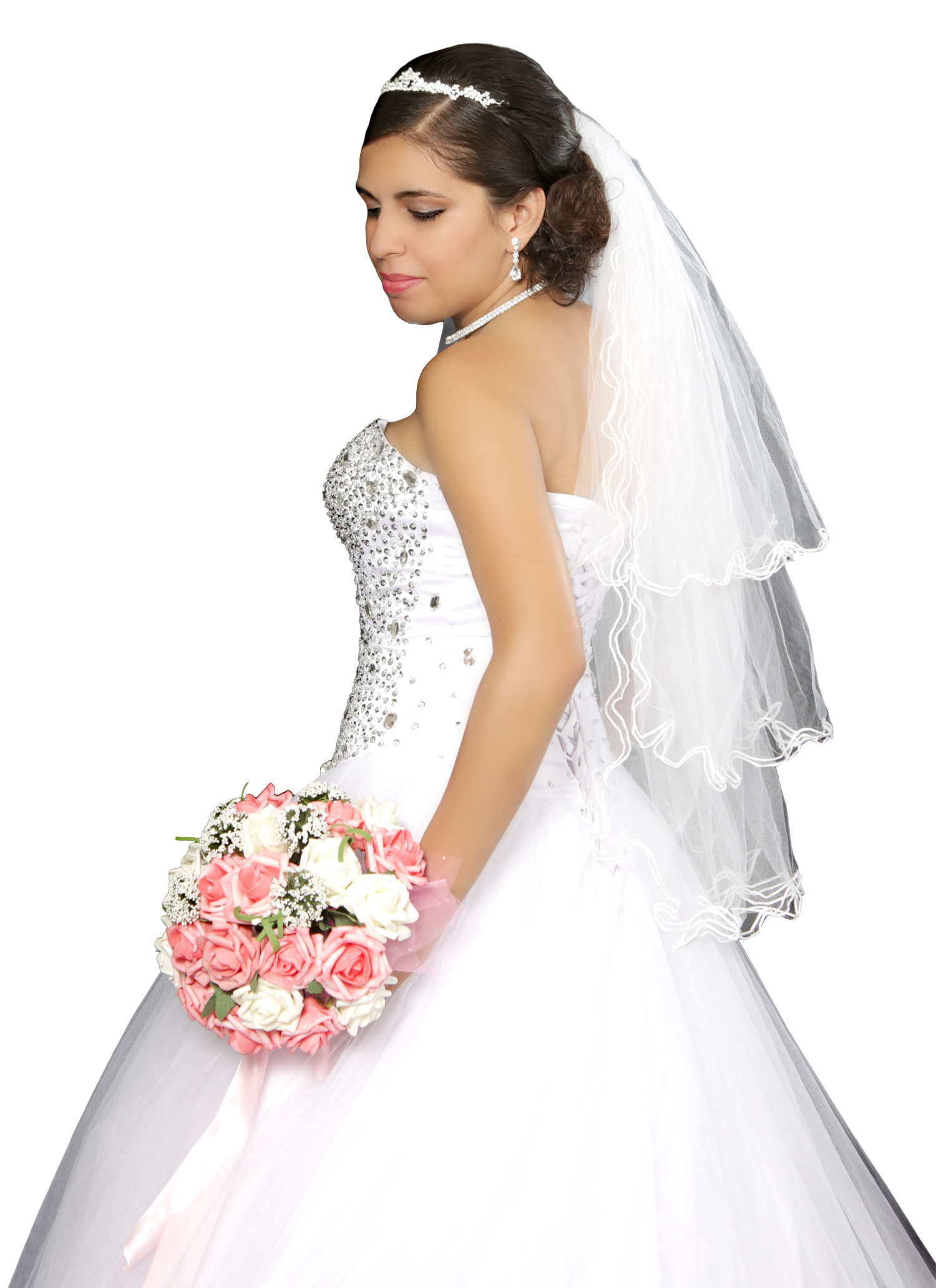 Wedding Girl PNG Transparent Image - Girl PNG