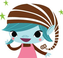 Brownie Elf Cliparts #2589113 - Girl Scout Brownie Elf PNG