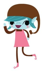 girl scout brownie elf png transparent girl scout brownie