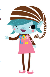 Then letu0027s take false holidays like Christmas, where they focus on ELVES: - Girl Scout Brownie Elf PNG