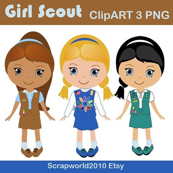 Girl Scout Daisy PNG HD - 149376