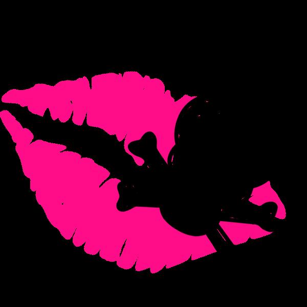 Girl Skull PNG HD - 125423