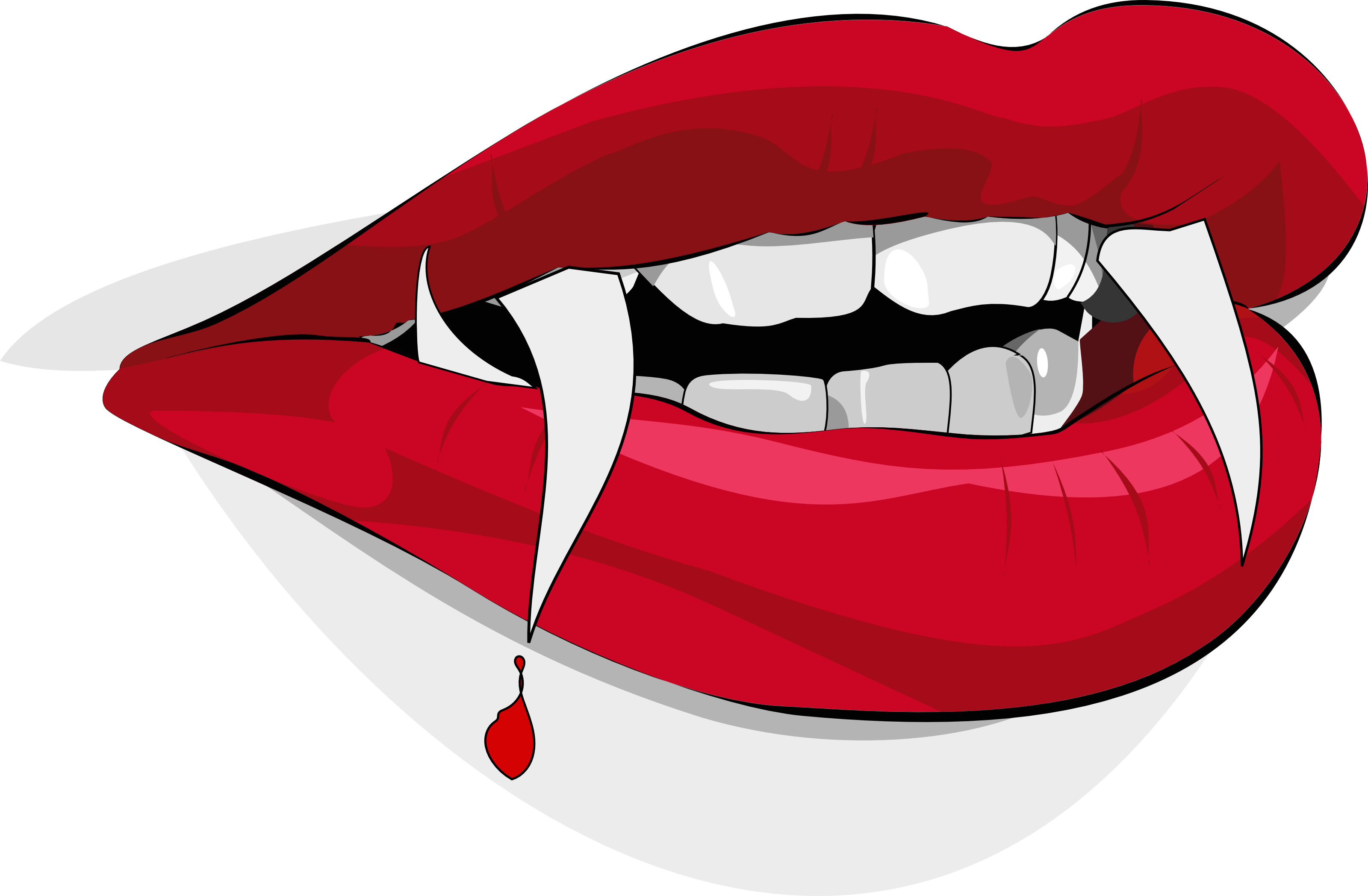 115 - Girl Vampire PNG