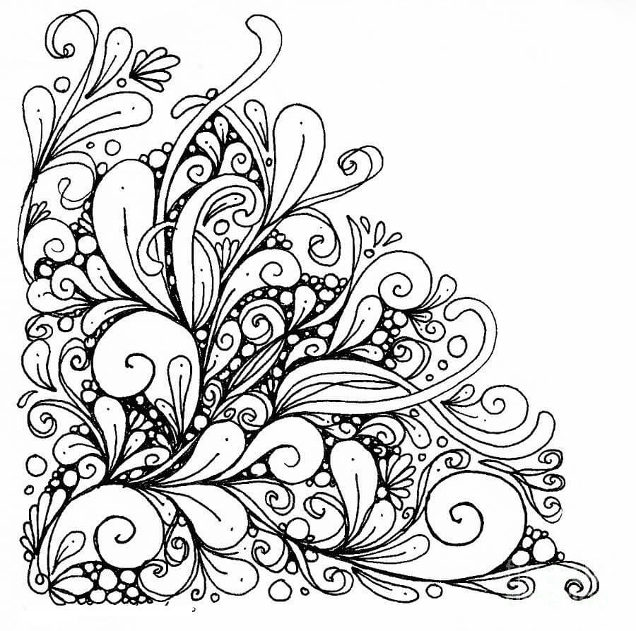 Girly Mandala PNG - 164635